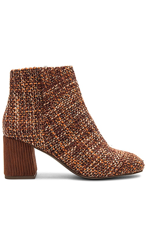 Seychelles Audition Bootie in Brown