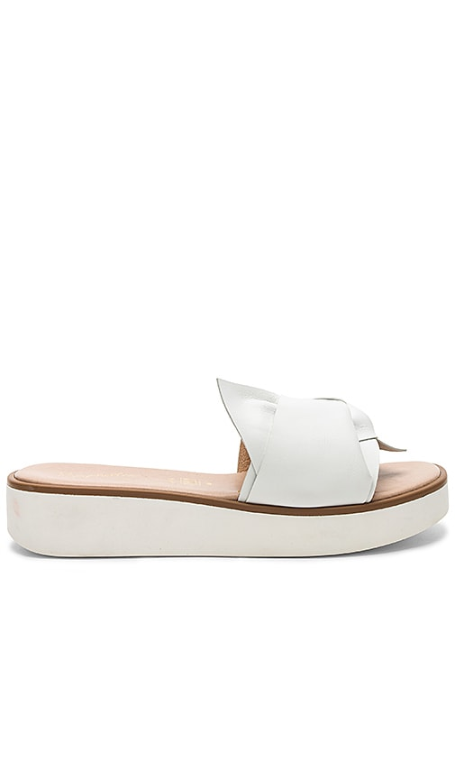 Coast II Sandal in White. - size 10 (also in 8,8.5,9.5) Seychelles