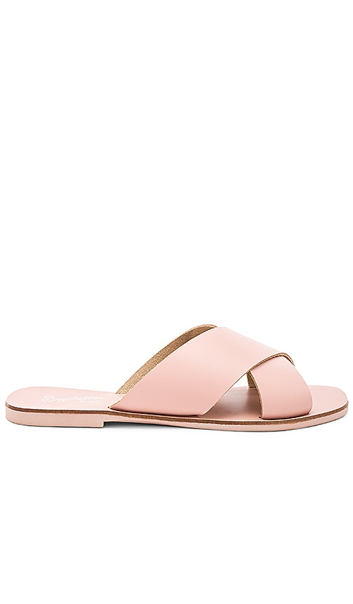 Total Relaxation Sandals in Pink. - size 7.5 (also in 10,6,7,8,8.5,9,9.5) Seychelles