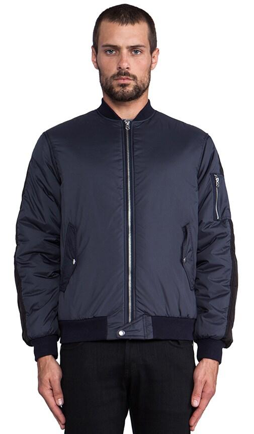 Contrast MA-1 Jacket