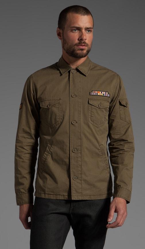 Military Overshirt