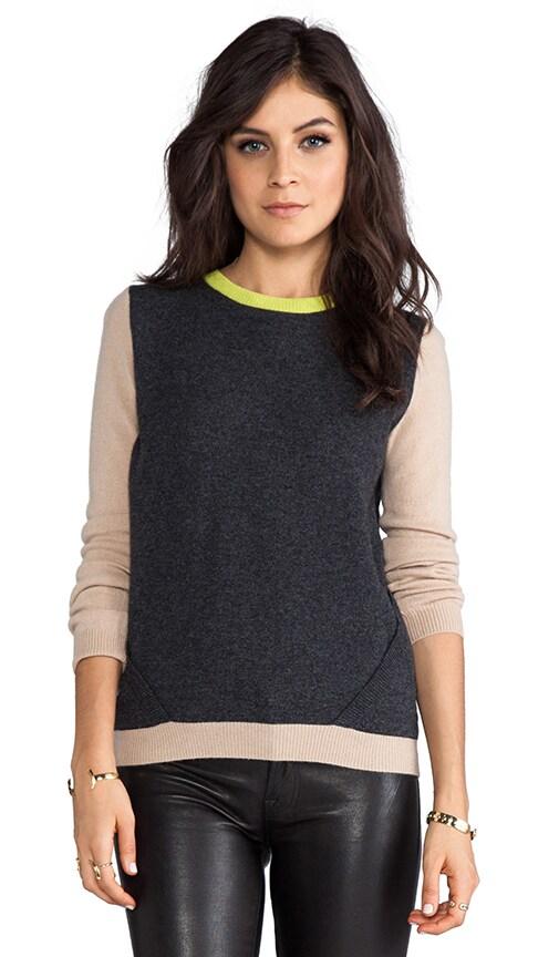 Slit Back Pullover