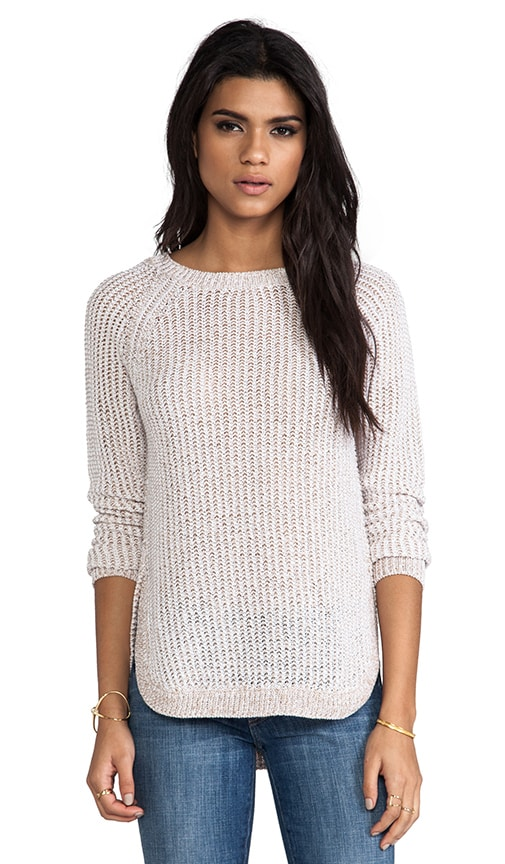 Stitchy Pullover