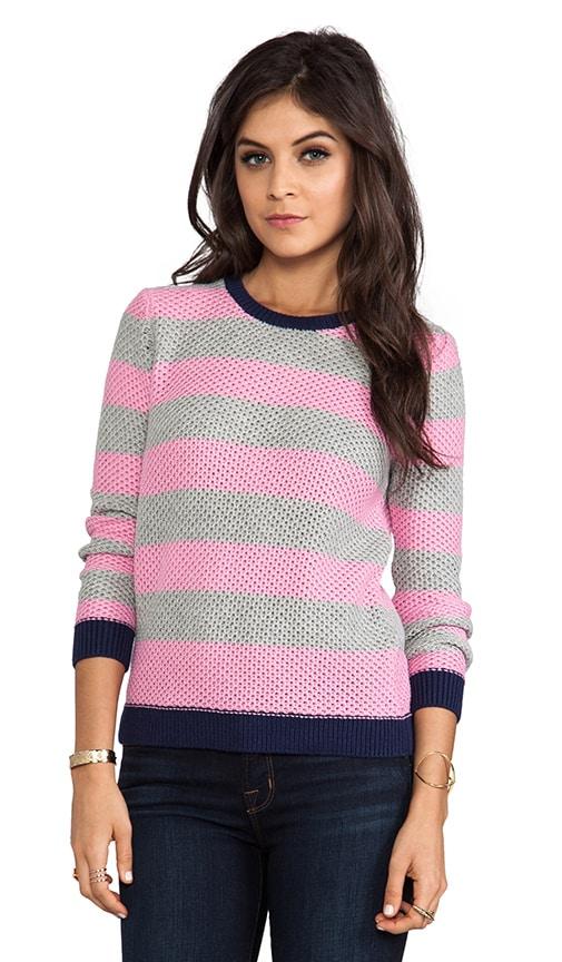 Moss Stitch Pullover