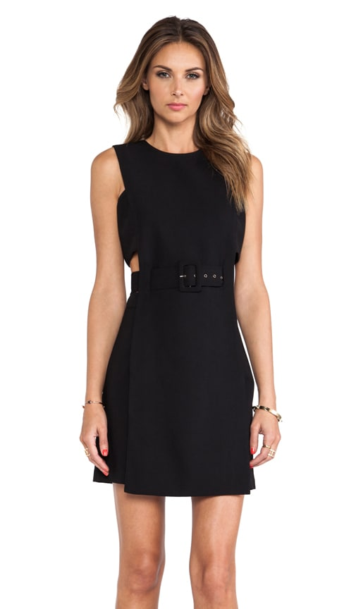 Tailored Cut Out Dress