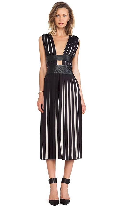 Pleats Please Maxi Dress