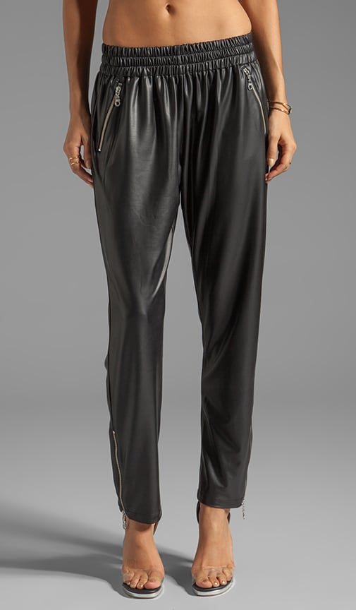 Rubber Track Pants