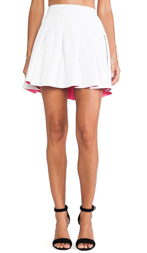 Pleats Please Skater Skirt
