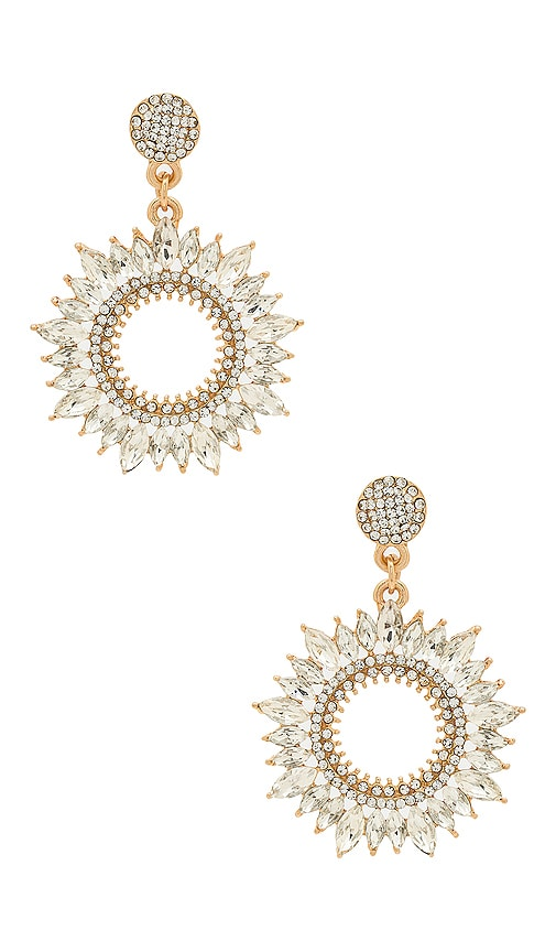 Solar Earrings by Shashi