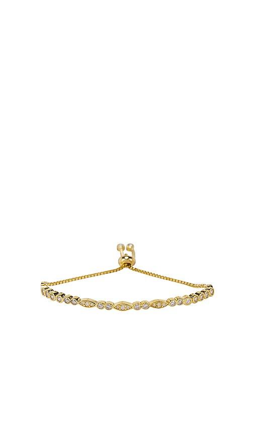Nadia Tennis Slide Bracelet