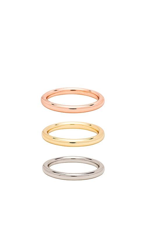 Mariko Ring Set