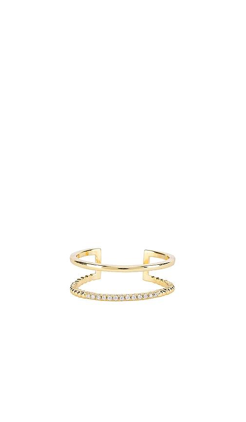 Jade Pave Ring