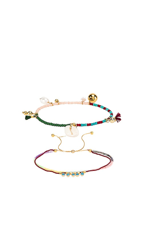 Sealu and Peri Bracelet Set