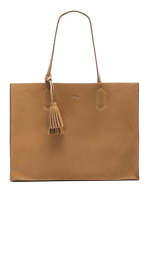 Shaffer Miryam Tote Bag in Camel