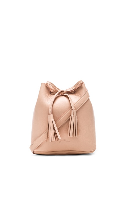 The Greta Bucket Bag