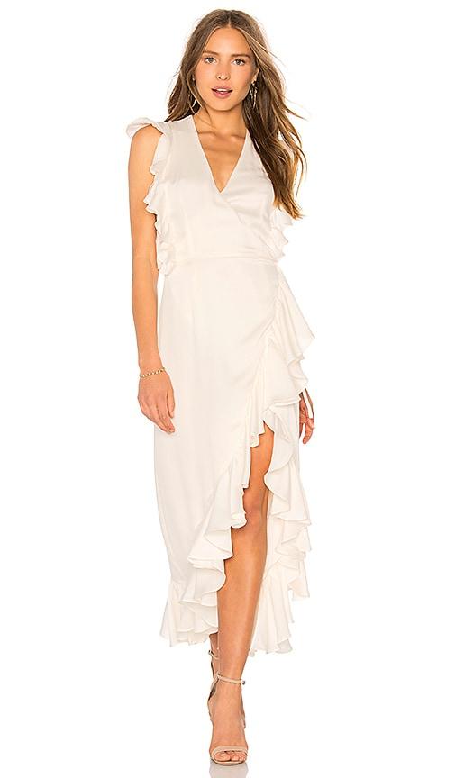 Zephyr Wrap Dress
