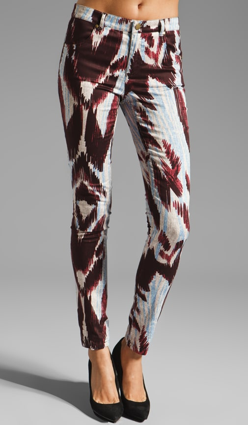 Natural Wonder Printed Pant