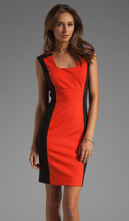 Combo Gloria Sheath Dress