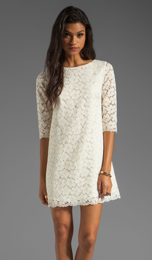 Lace Constance Shift Dress