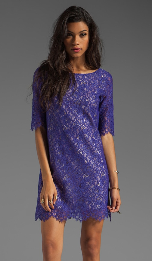 Lace Lisa Shift Dress