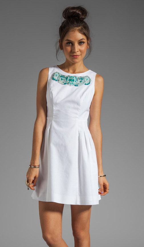 Beaded Freyja Dress