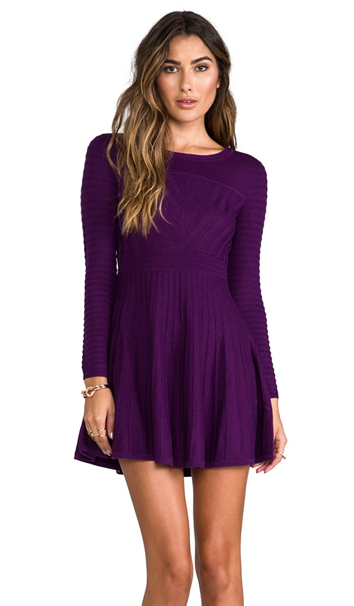 3/4 Sleeve Margot Sweater Dress