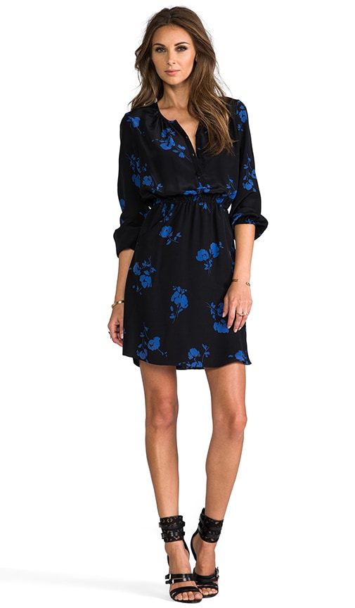 Oakes Garden Print Mirabel Dress
