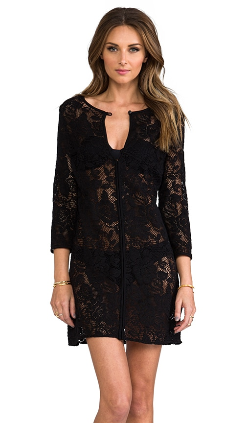 Fresia Lace Tunic