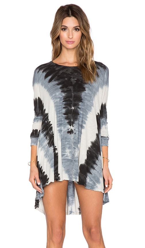 Show Me Your Mumu Will Tunic in Light Milkyway