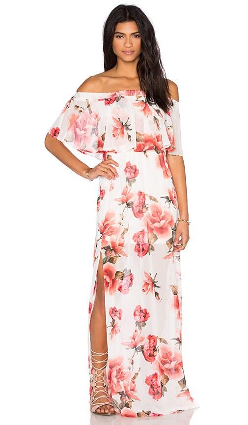 c3b0d78c622 Show Me Your Mumu Hacienda Maxi Dress in Romuntic Rose