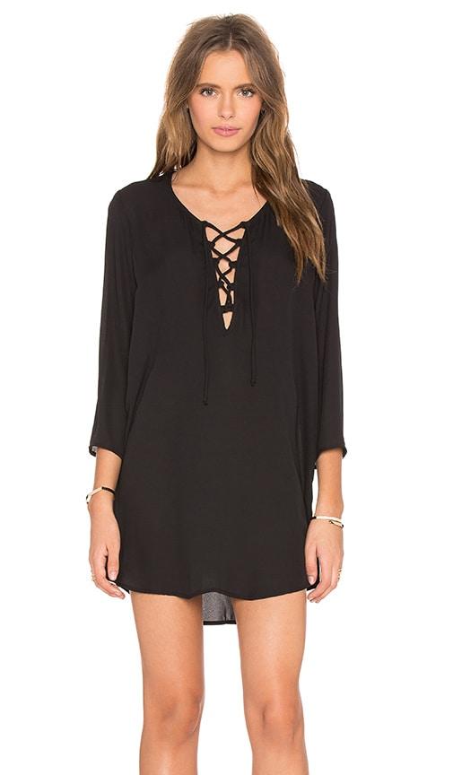 Show Me Your Mumu Lulu Tunic in Black