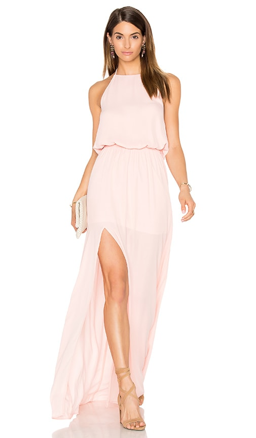 Show Me Your Mumu x REVOLVE Heather Dress in Pink