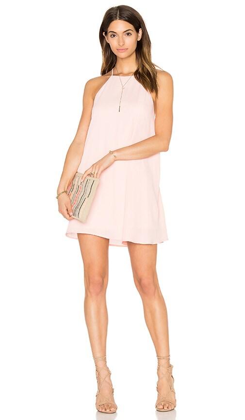 Show Me Your Mumu x REVOLVE Gomez Dress in Frosty Pink Crisp