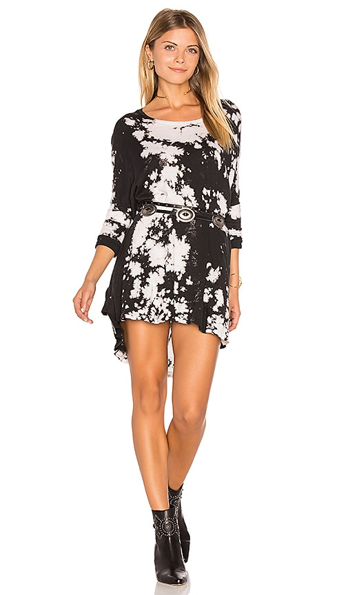Show Me Your Mumu Will Tunic in Black