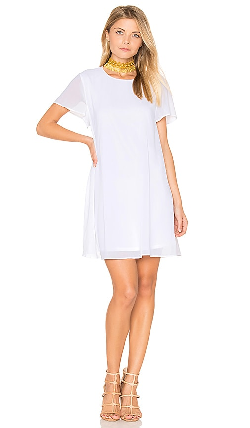 Show Me Your Mumu Willis Dress in White