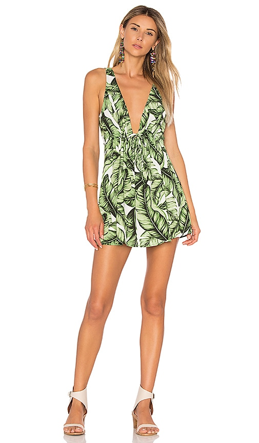 6b8c2b5e52 Show Me Your Mumu Sydney Cover Up in Frond Of You | REVOLVE