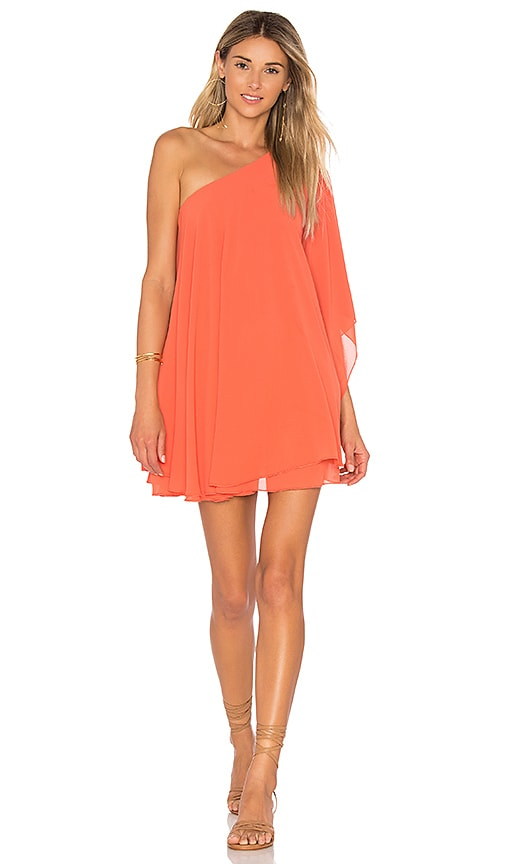 Show Me Your Mumu Zsa Zsa Dress in Coral