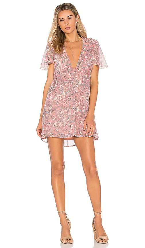 Show Me Your Mumu Austin Dress in Pink