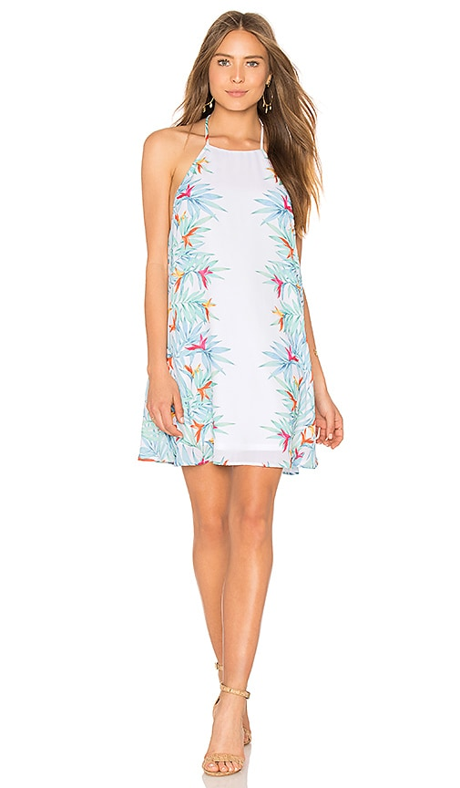 X REVOLVE Show Me Your Mumu Katy Halter Dress in White