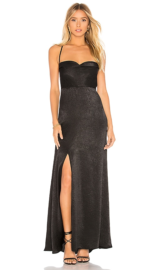 Winslet Cowl Maxi Dress