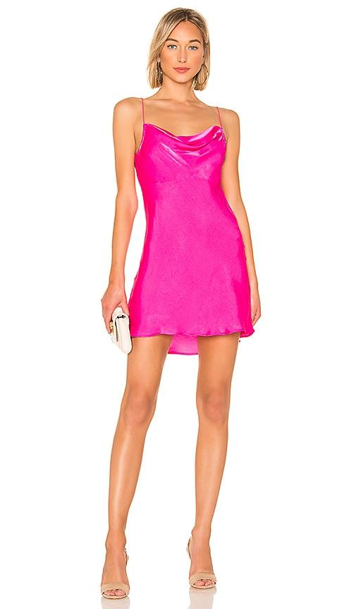 X REVOLVE Sabine Slip Dress