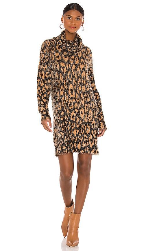 Show Me Your Mumu FATIMA TURTLENECK DRESS