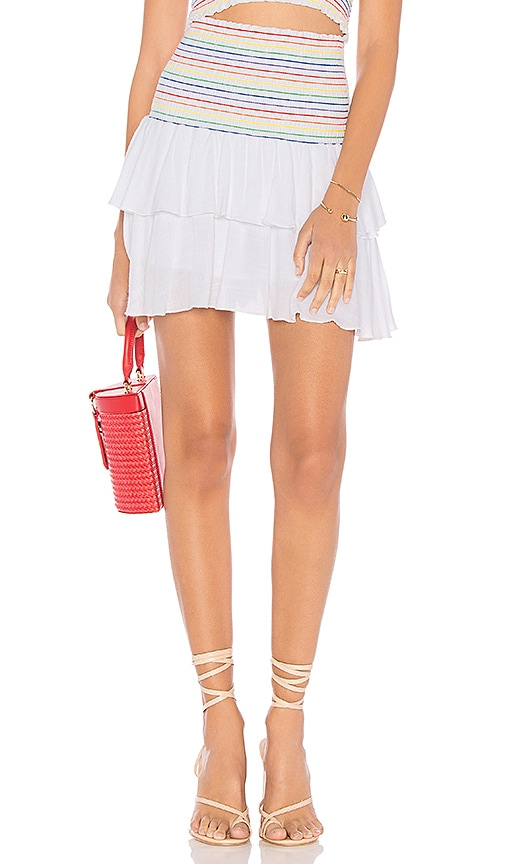 Ruffle Skort by Show Me Your Mumu
