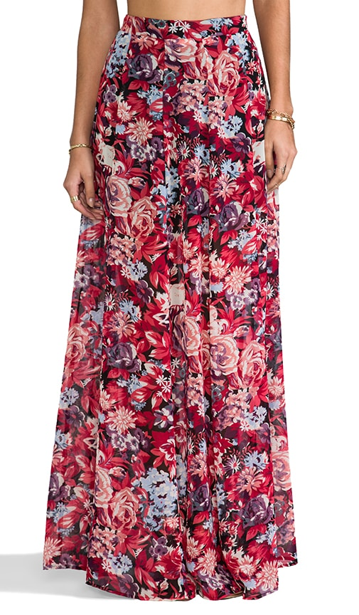 Princess Ariel Maxi Skirt