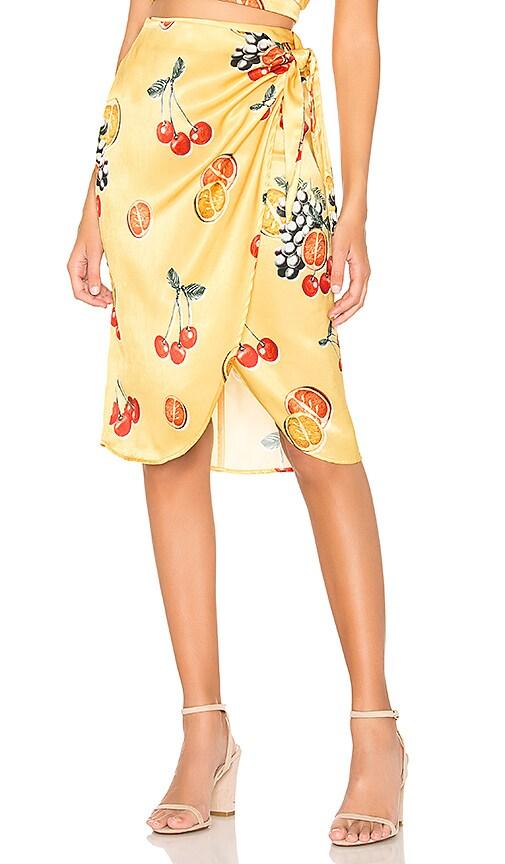 Anjolie Wrap Skirt