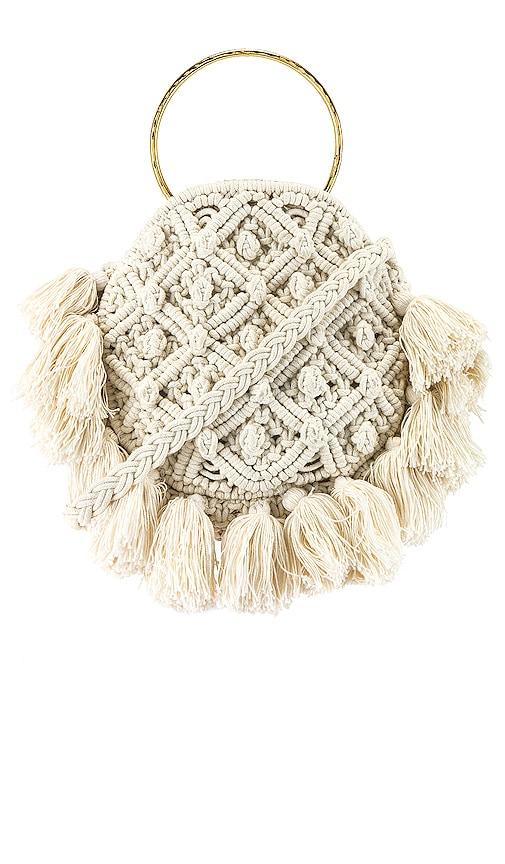 X Cleobella Francesca Crochet Bag