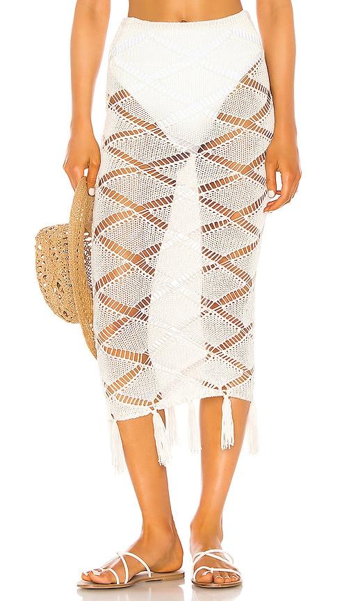 x REVOLVE Bell Skirt