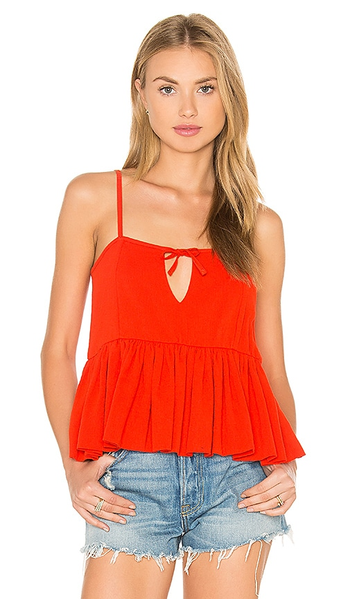 Sincerely Jules Terra Tank in Red