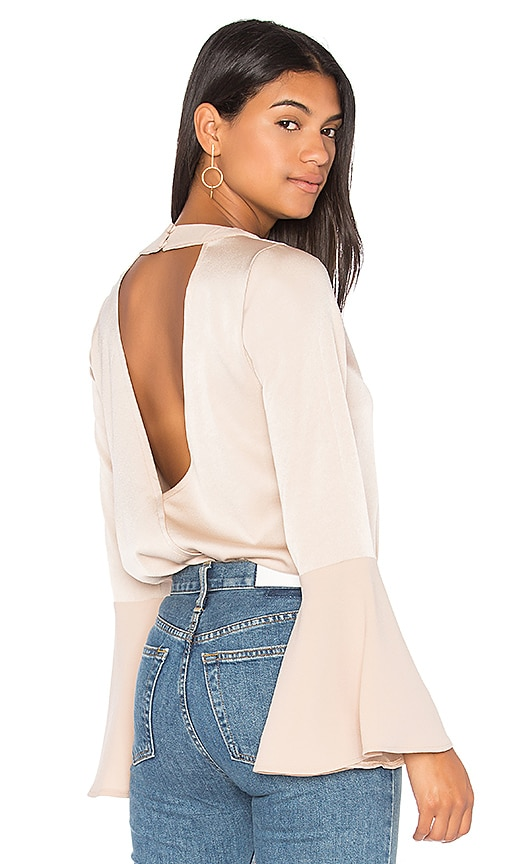 SIR THE LABEL ODETTE TOP