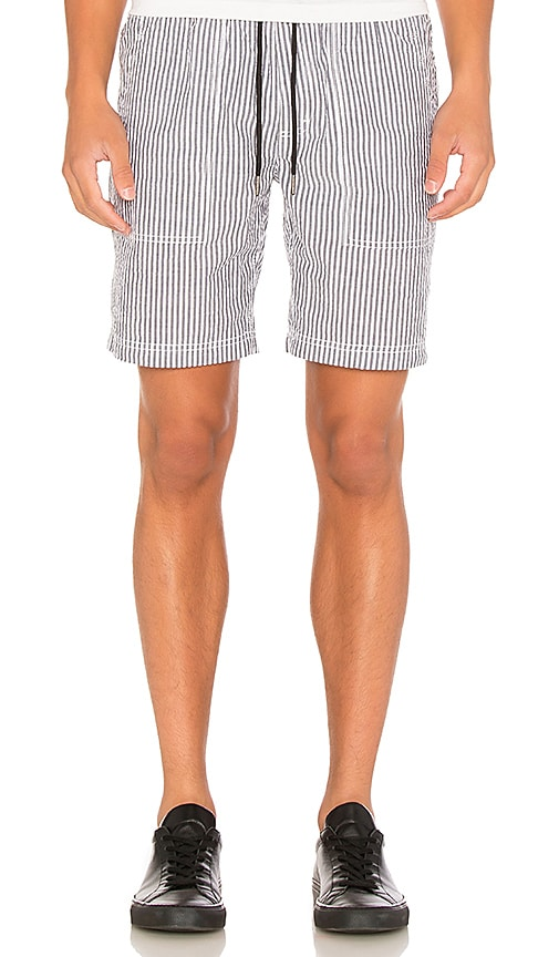 Superism Sullivan Short in Gray